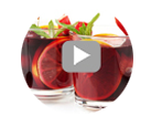Video to learn Spanish: Sangria