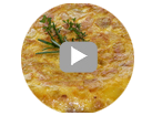 Video to learn Spanish: Tortilla